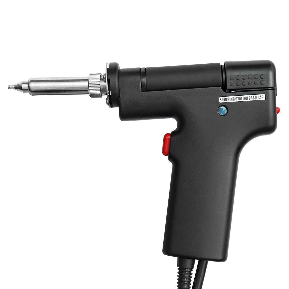 YIHUA 948D 2 in 1 130W ESD Safe Electric Desoldering Soldering Station Gun Pen Tool 220V