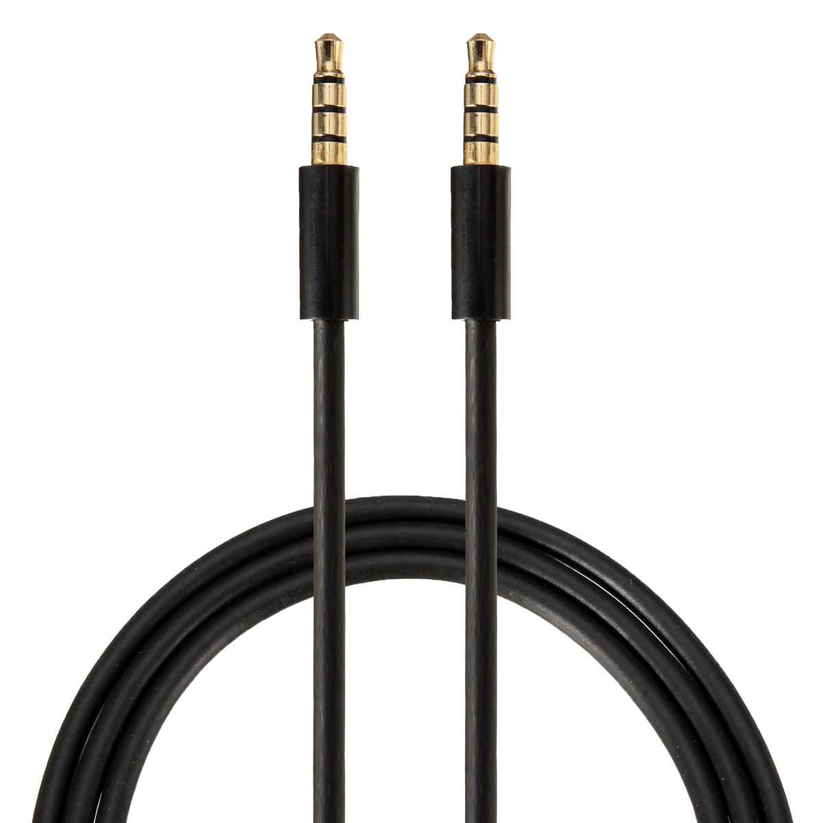 3.5mm Head Phone Male to Male Aux Cord Stereo Audio Cable