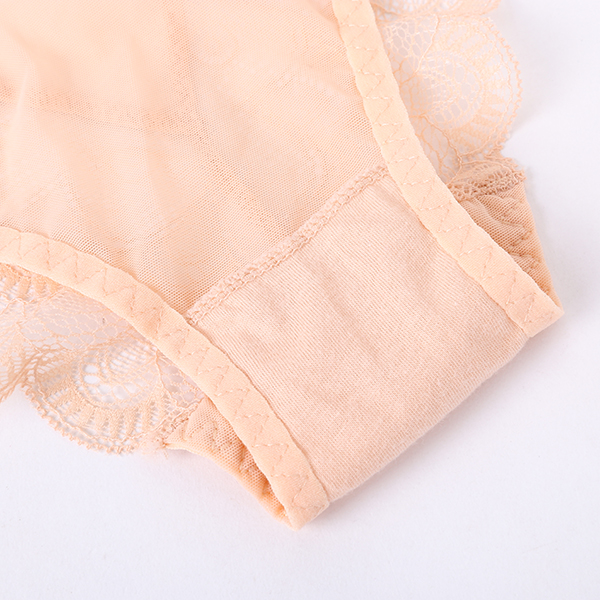 Hollow Out Lace Transprent Underwear