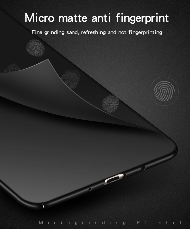 Bakeey Matte Ultra Thin Shockproof Hard PC Back Cover Protective Case for Xiaomi Redmi 7A 5.45 Inch