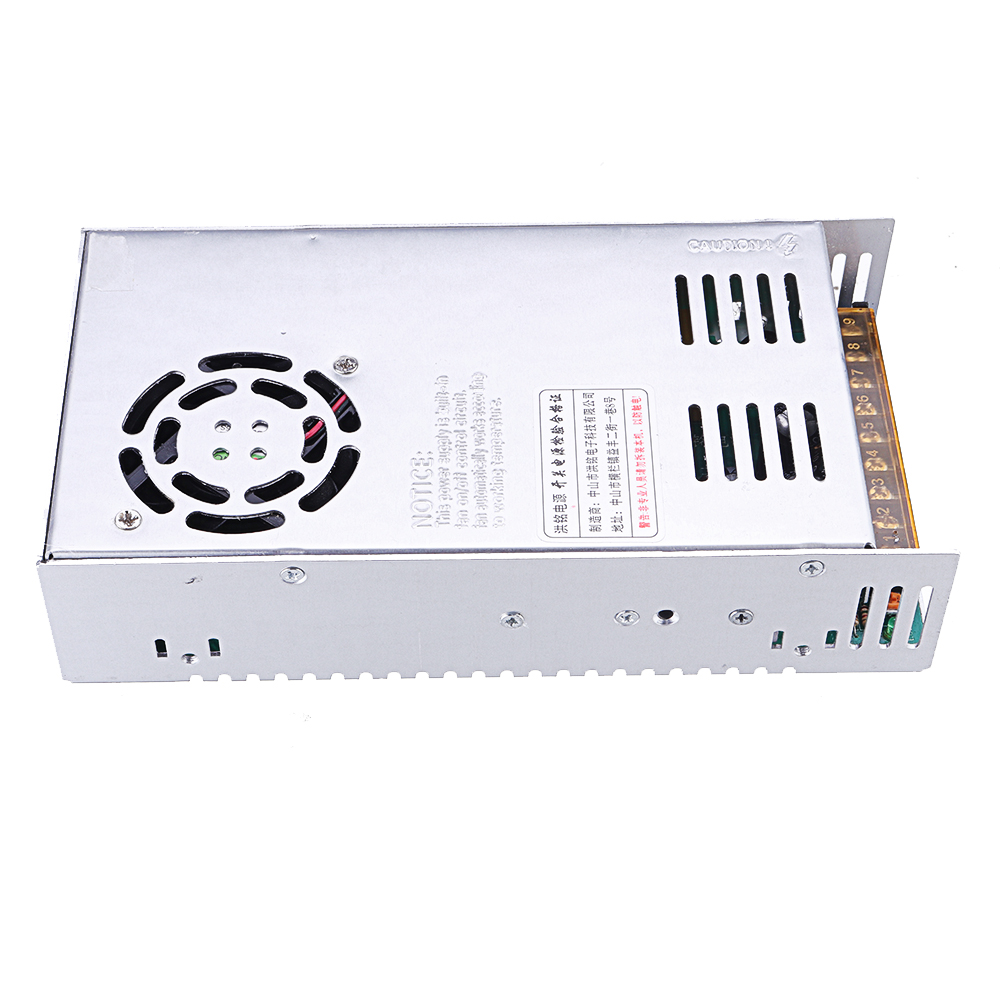 AC 110-220V to DC 12V 40A 500W Switching Power Supply Driver Transformer for LED Strip Light