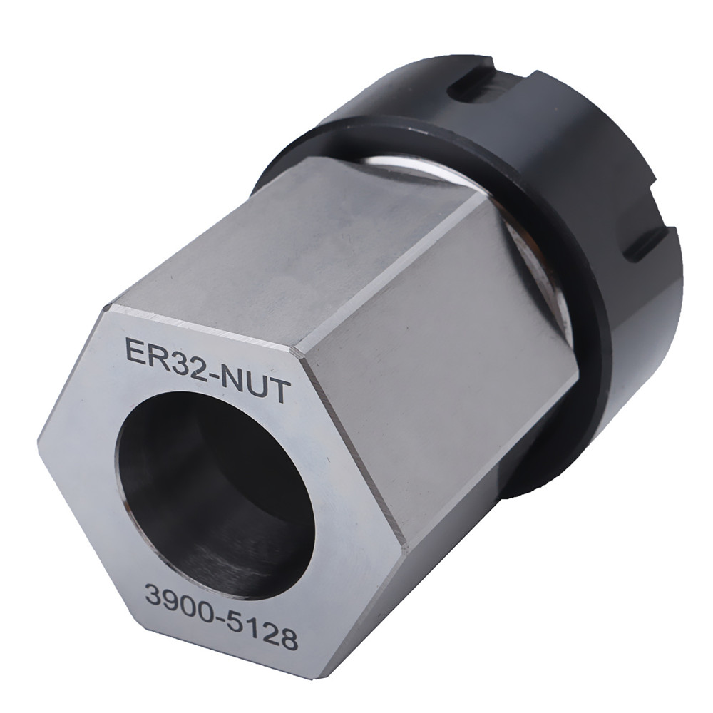 ZYL-YL Hard Steel Hex ER-32 Collet Chuck Block CNC Lathe Tool Holder Lathe Accessories
