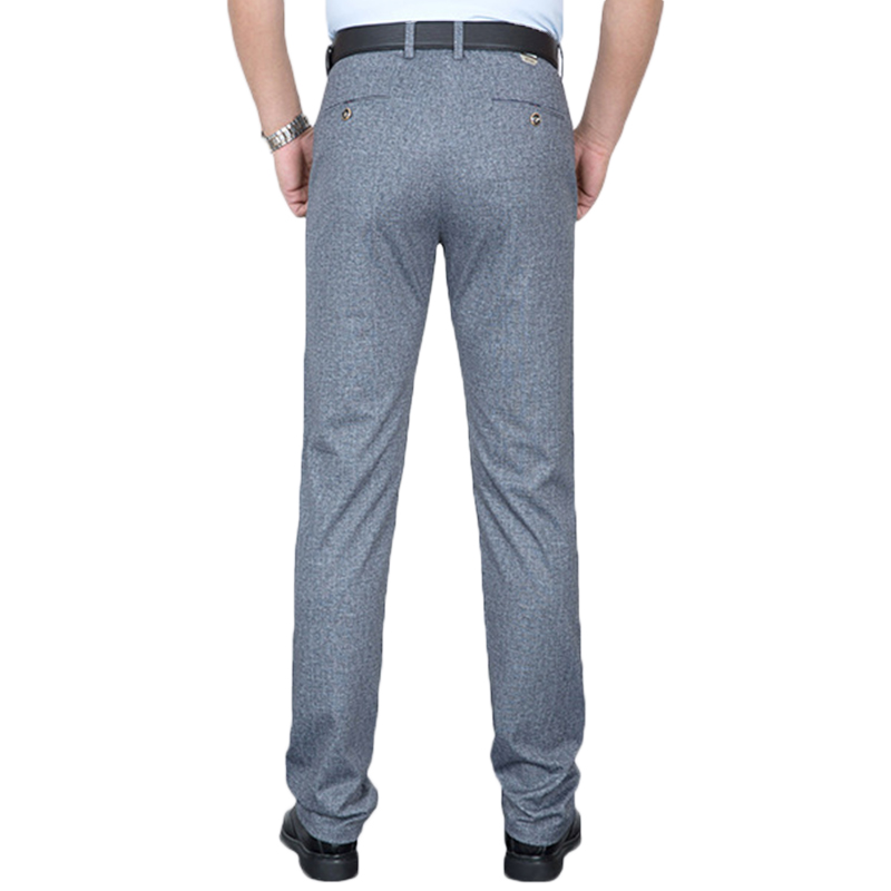 Men's Straight Slim Breathable Soft Casual Pants