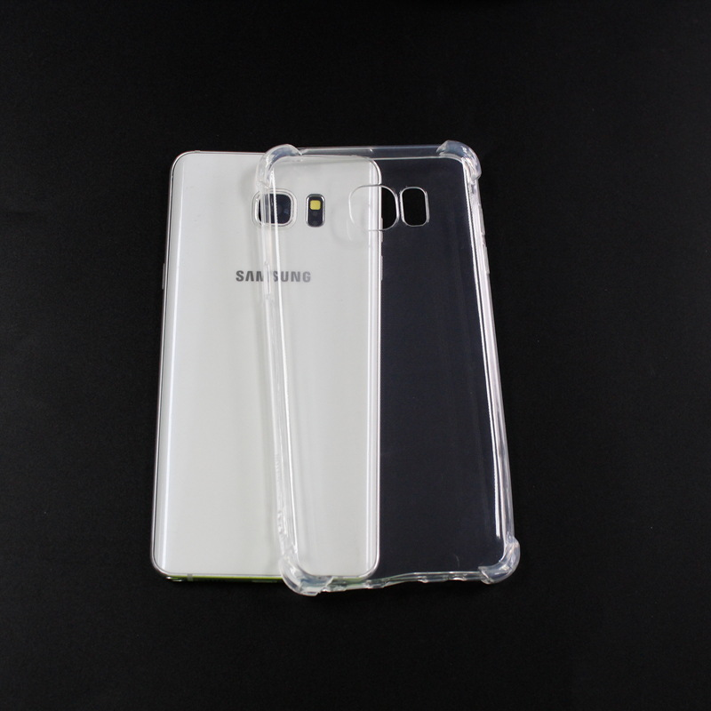 Bakeey™ Air Bag Transparent Soft TPU Case for Samsung Galaxy Note 5