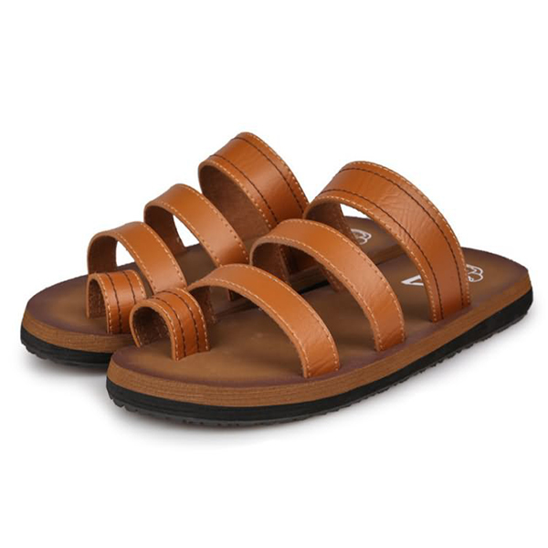 Men Beach Slipper Outdoor Fashion Clip Toe Sandals