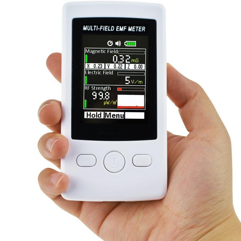 TM190 Multi-Field EMF Meter Digital Electromagnetic Rad