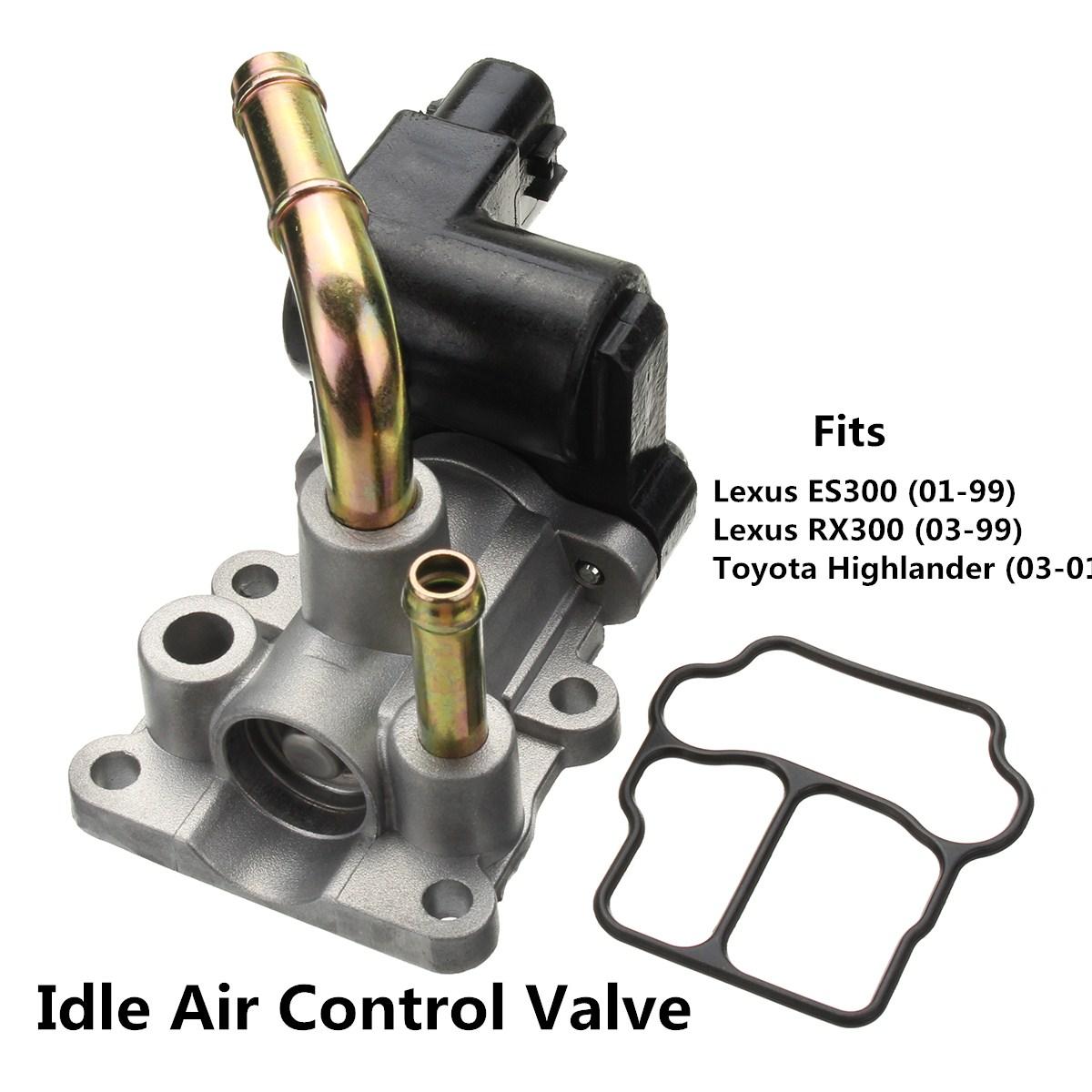 Idle Air Control Valve 2227020050 For Lexus 99-03 ES300 RX300 For Toyota Highlander
