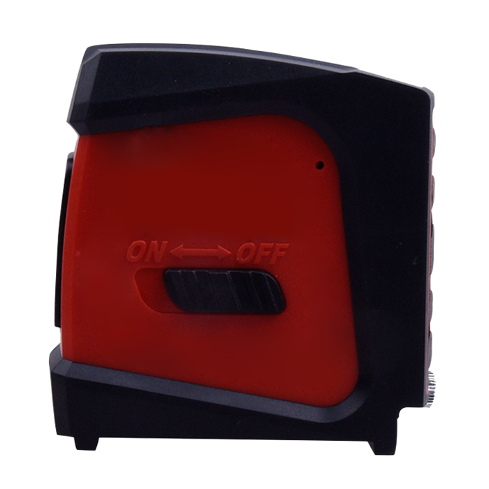 AK32 Red 2 Lines 1 Point Laser Level 360 Self Leveling Rotary Laser Level Auto Diagnostic Tool