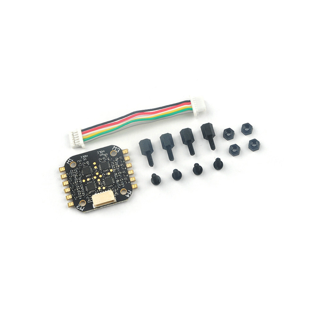 16x16mm Teenypro 5A BLheli_S 4in1 1-2S Brushless ESC Support Dshot600 for FPV RC Drone