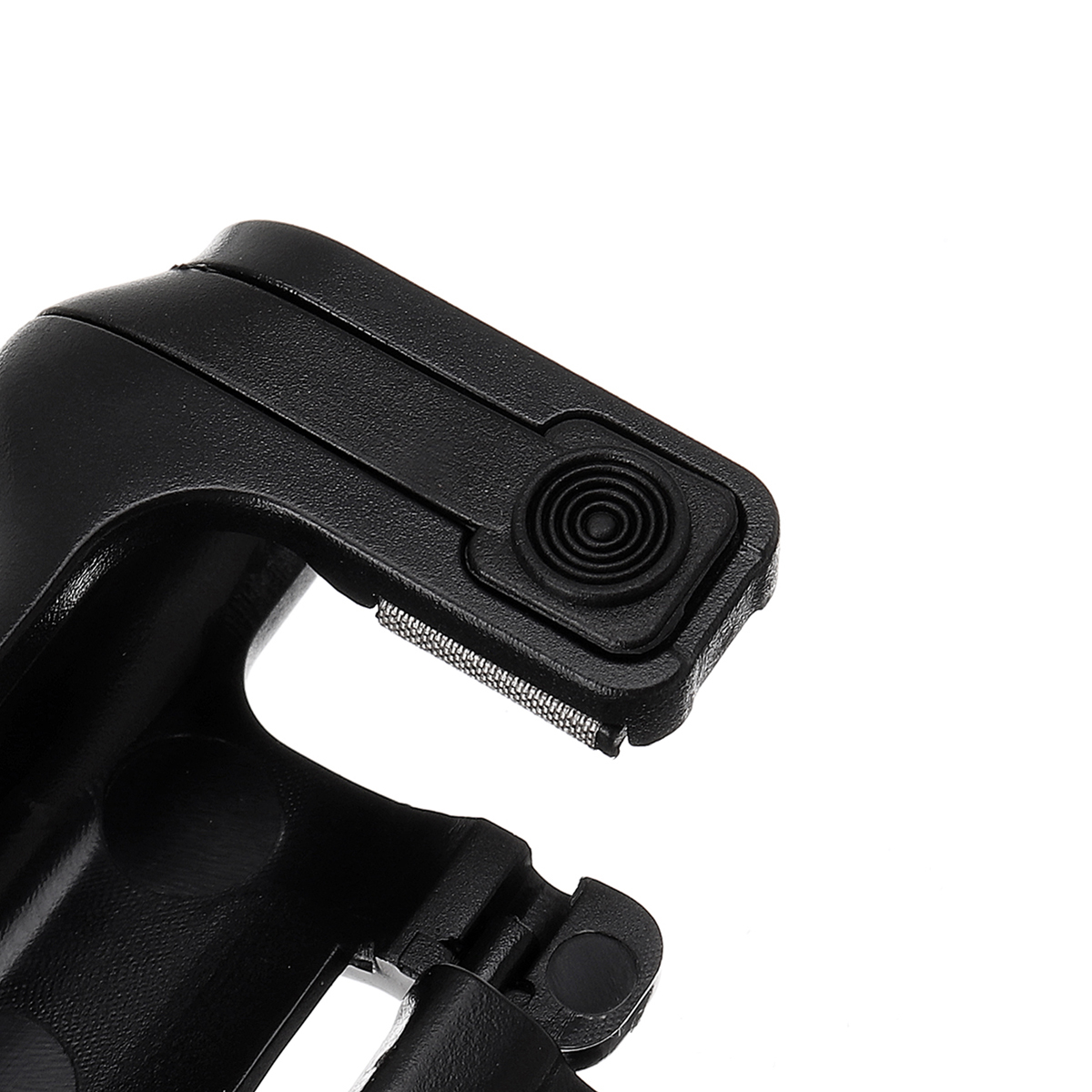 L1 R1 Fire Trigger Shooting Asisstant Aim Tool Controller with 2x Magnification Lens for Mobile Game