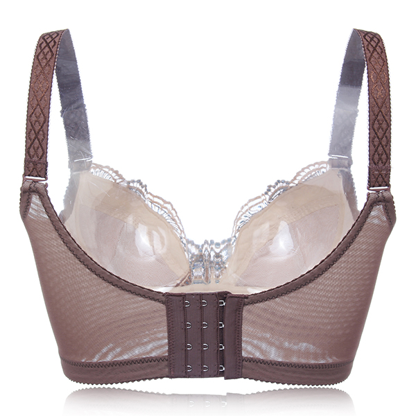 Wire Free Luxurious Butterfly Breathable Bras