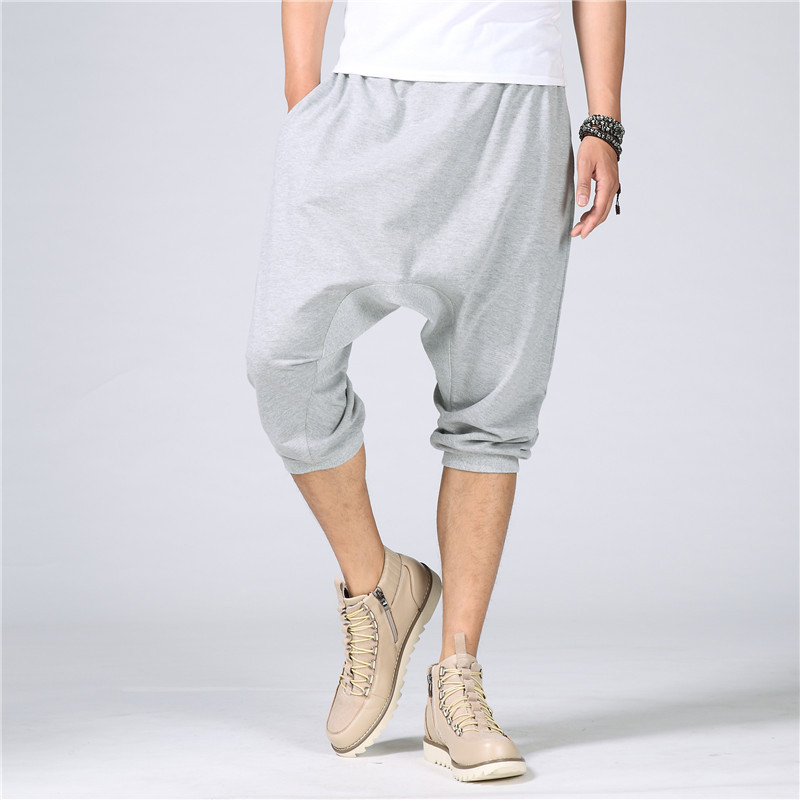Men's Casual Loose Sports Pants