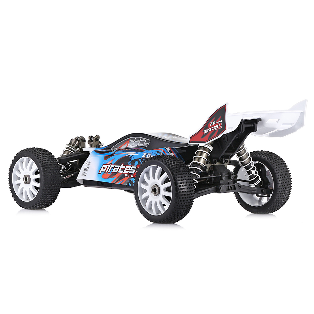ZD 1/8 2.4G 4WD Brushless Electric Buggy High Speed 80km/h RC Car