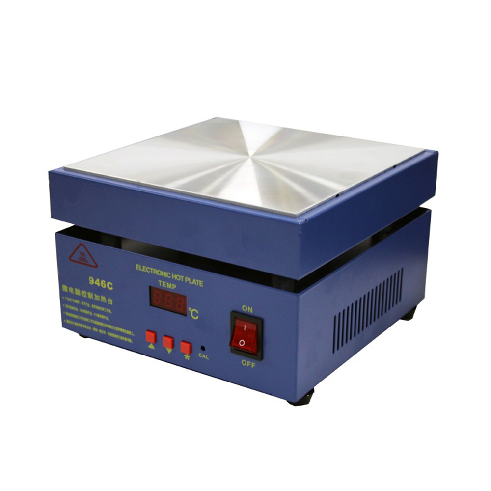 200x200mm 946C 110 220V 850W Hot Plate Preheat Preheating Desoldering Station for PCB SMD Heating