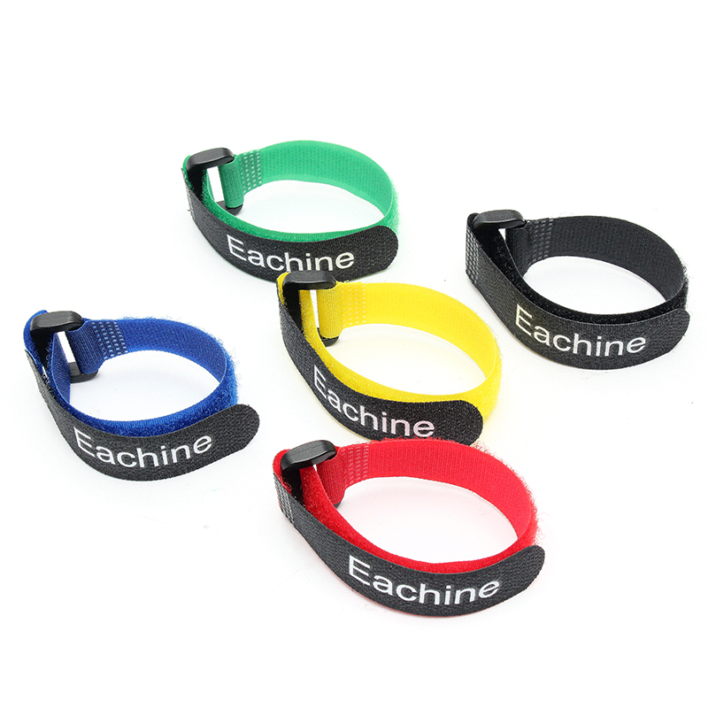 10PCS 26cm Eachine Lipo Battery Tie Down Strap