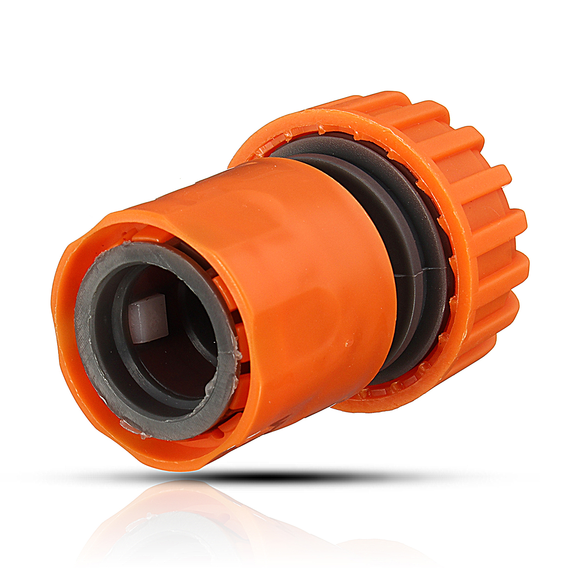 10Pcs 3/4 Plastic Hose Pipe Fitting Quick Garden Water Connector Adapter
