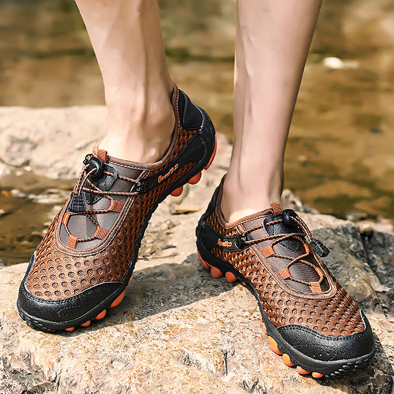 Soft Comfy Lightweight Breathable Running Sneakers