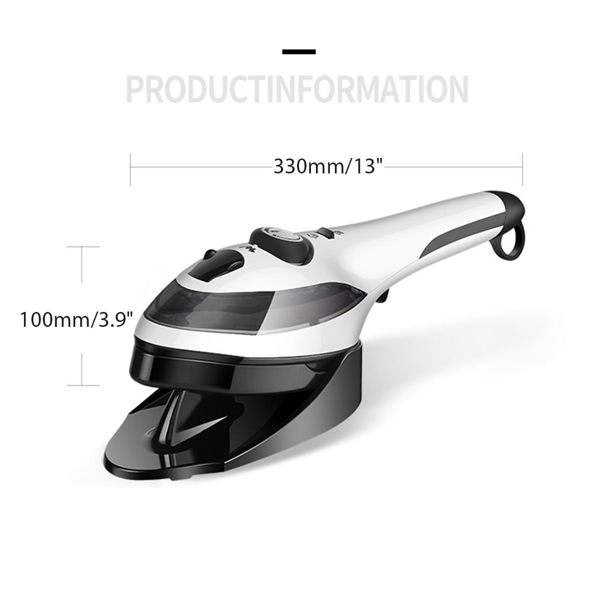 220V 880W Rapid Warming Multifunctional Steam Iron Handheld Garment Steamer Ironing