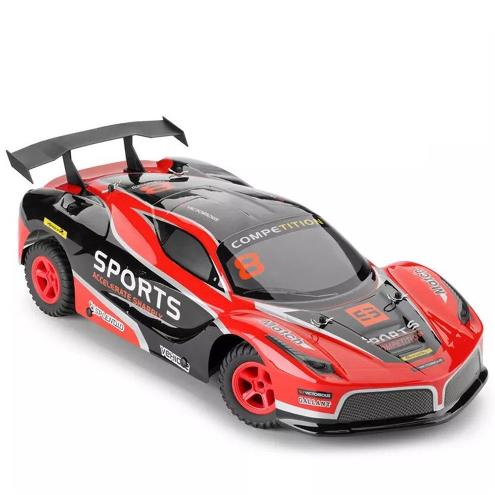 Wltoys L209 1/10 2.4G 2WD 35KM/h Brushed Racing Rc Car Flat Sports Drift Vehicle RTR Toys - Photo: 6
