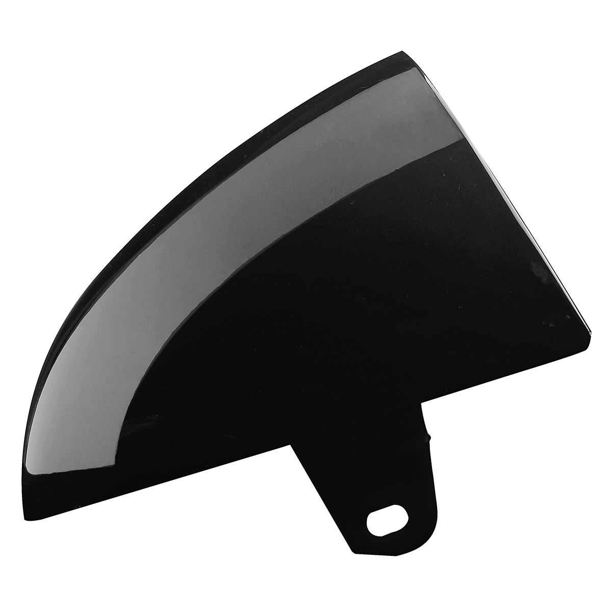 Motorcycle ABS Rear Seat Cowl Cover Universal For Cafe Racer Compartment Seat