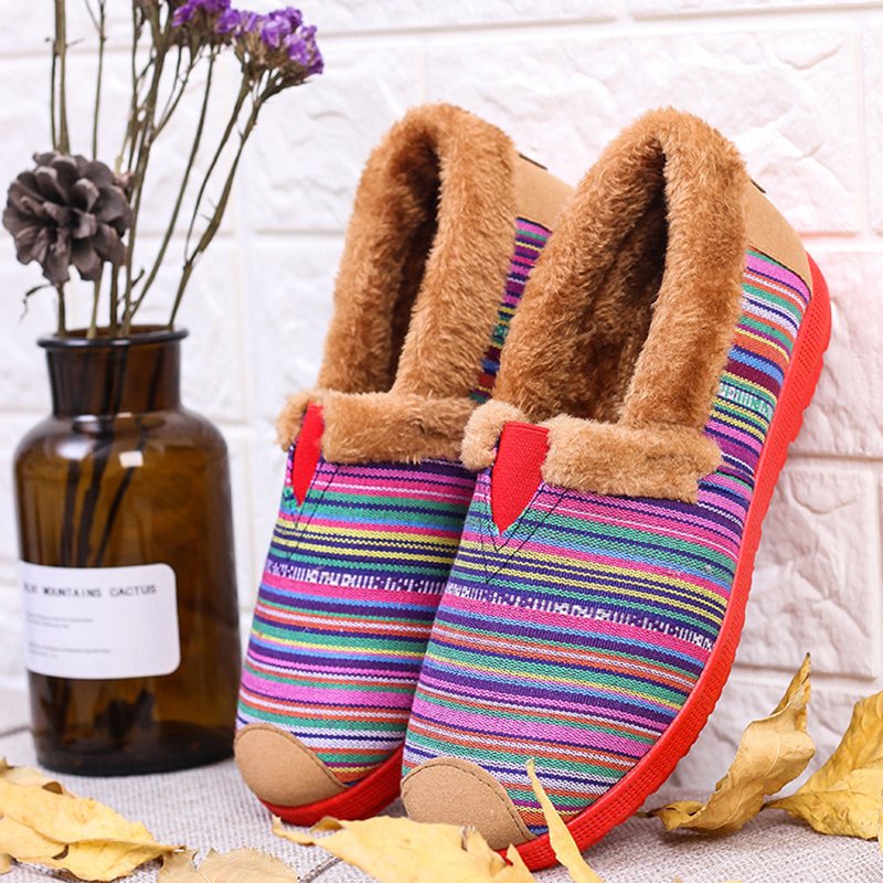 Winter Women Snow Ankle Boots