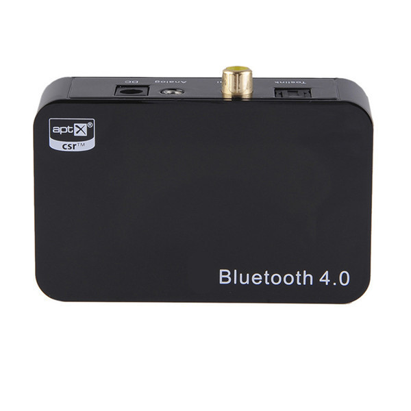 bluetooth 4.0 Wireless Music APT-X Audio Stereo Transmitter Receiver For IPhone Huawei Meizu Xiaomi