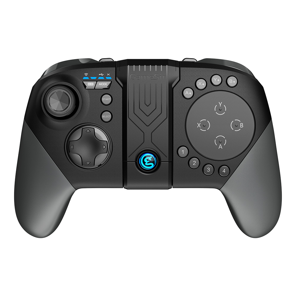 Gamesir G5 Bluetooth Wireless Trackpad Touchpad Gamepad for iOS Android English Version