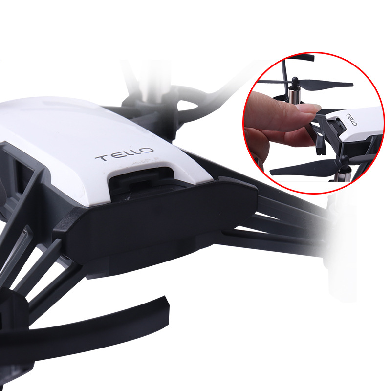 Battery Anti-off Buckle Dust Plug Protection Cover For DJI Tello - Photo: 9