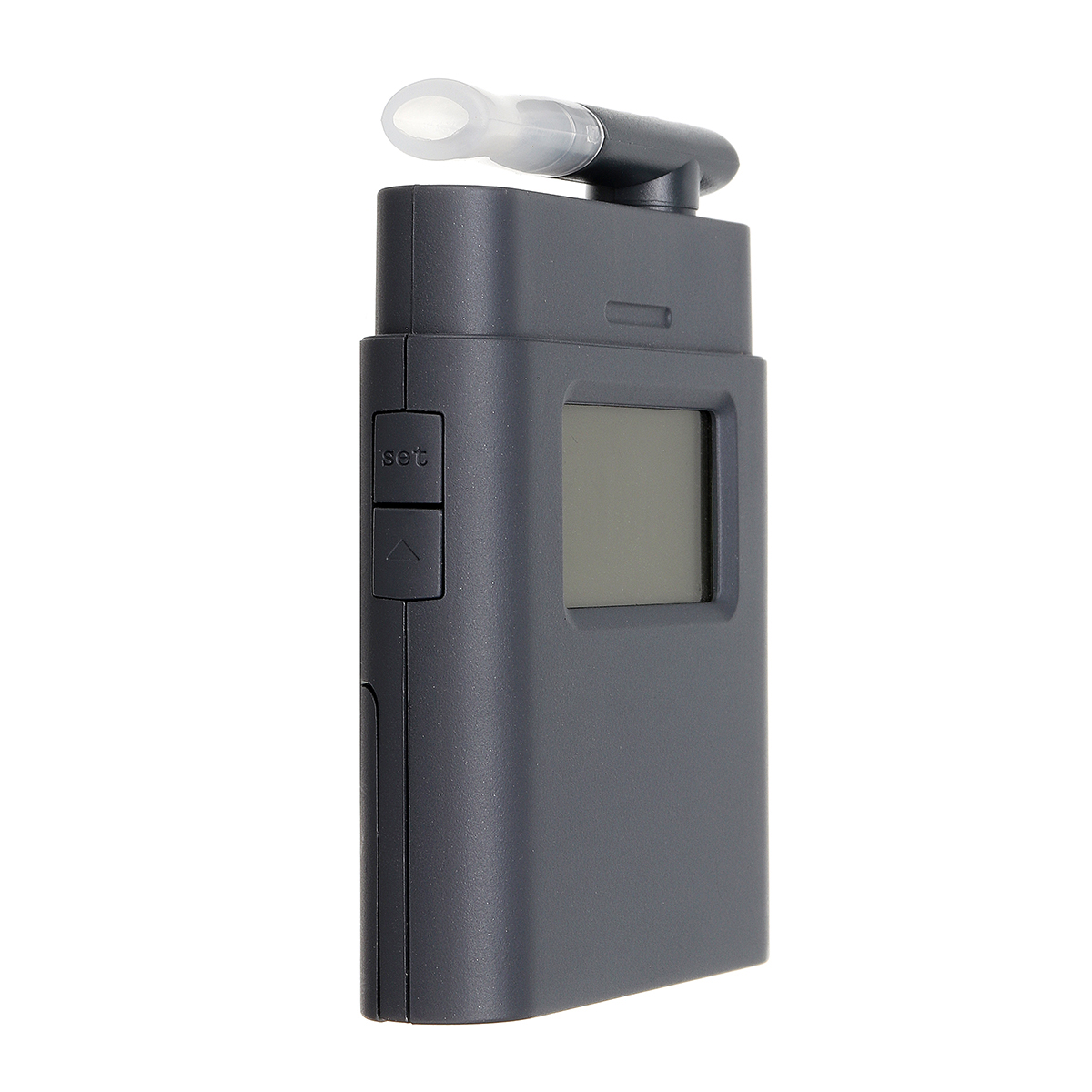 Digital LCD Breathalyzer Meter Police Breath Alcohol Tester Analyzer Detector