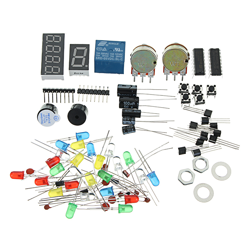 Geekcreit® Mega 2560 The Most Complete Ultimate Starter Kits For Arduino Mega2560 UNOR3 Nano