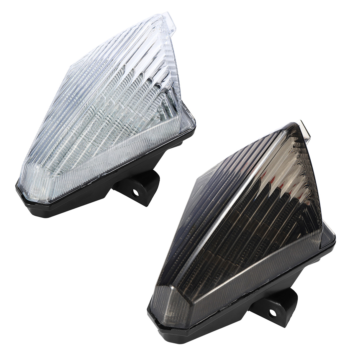 Motorcycle Rear Tail Light Back LED Turn Signal For YAMAHA YZF R1 1000 2007-2008