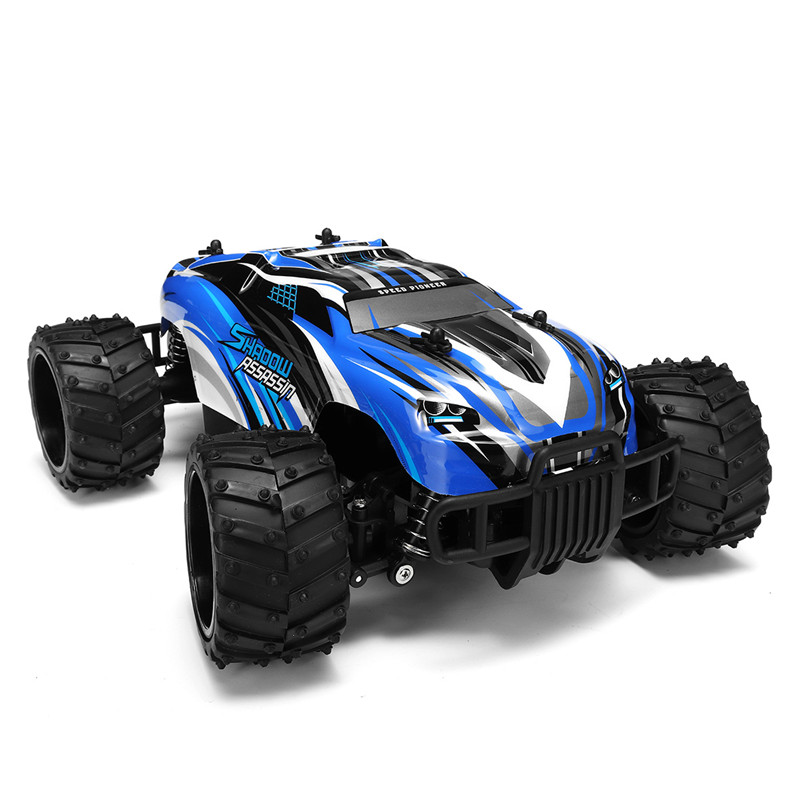 PXtoys S737 1/16 2WD Racing RC Car 20km/h High-Speed ​​Terrain Monster Truck Toys