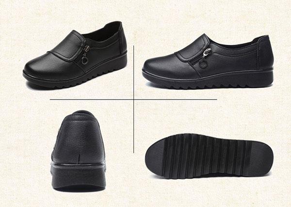 Women Casual Slip On Flat Loafers