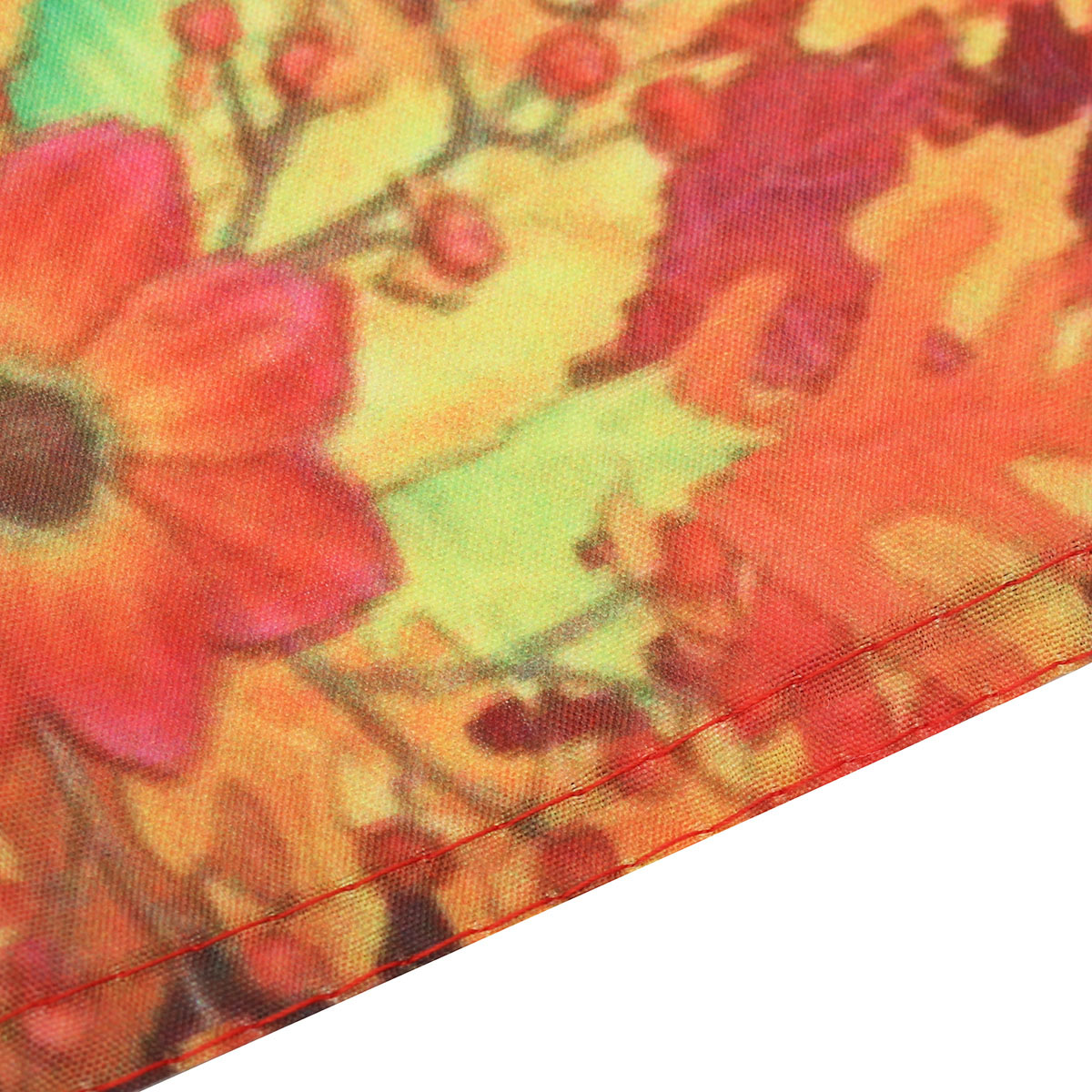 12.5''x18'' Fall Wreath Garden Flag Welcome Autumn Leaves Floral Briarwood Lane Decorations
