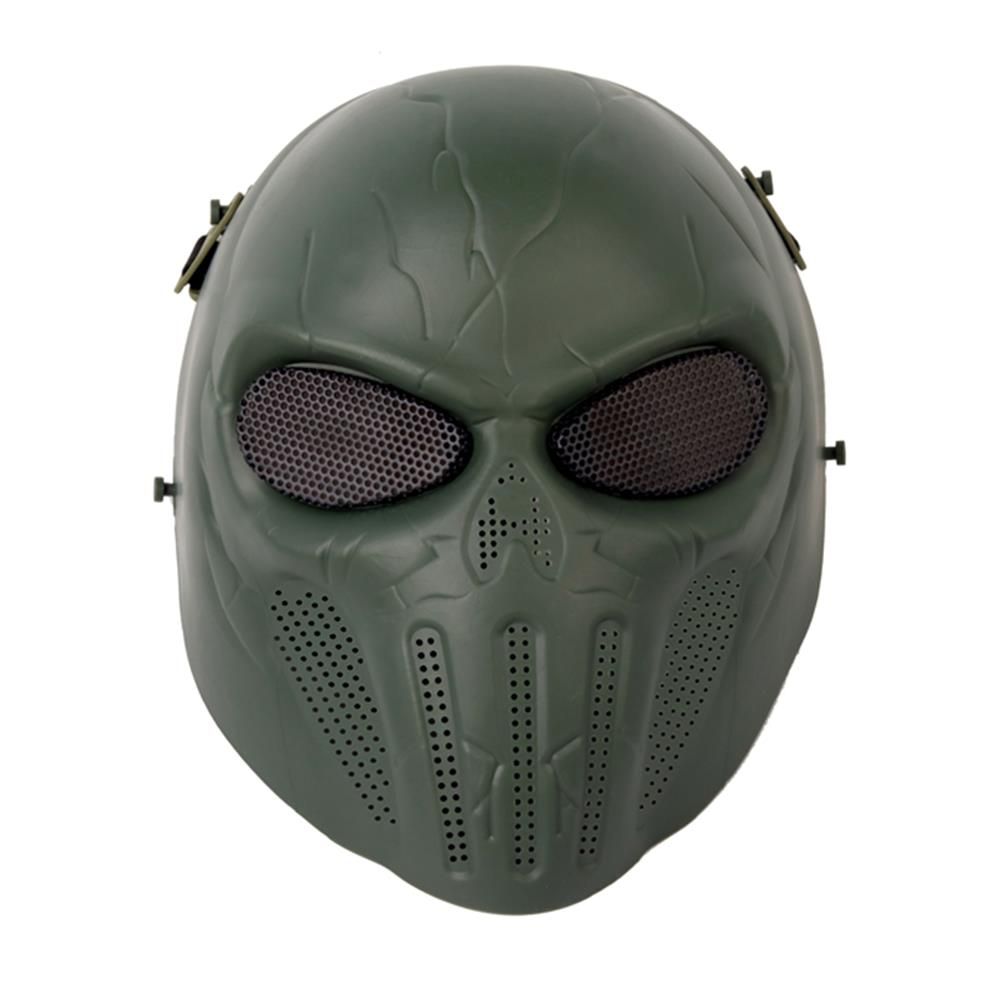 Tactical Airsoftsports Paintball Halloween Protective C