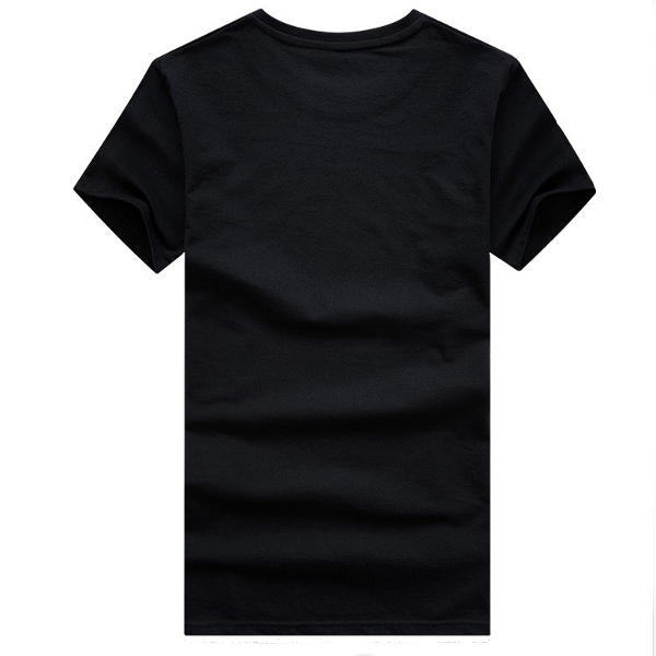 Summer Men 3D Pattern Printing Plus Size S-4XL Casual Personality Short Sleeve T-shirt