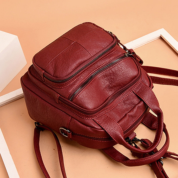 Women Multifunction Bags Leisure Shoulder Bags
