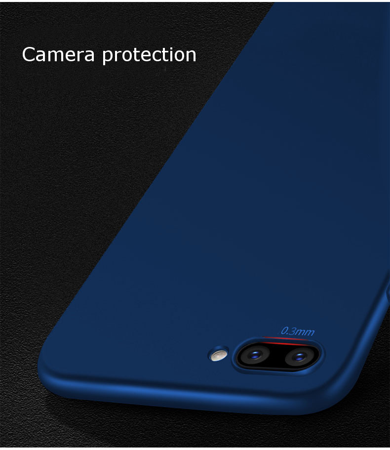Ultra Thin Silky Anti-fingerprint Soft TPU Back Case For OnePlus 5
