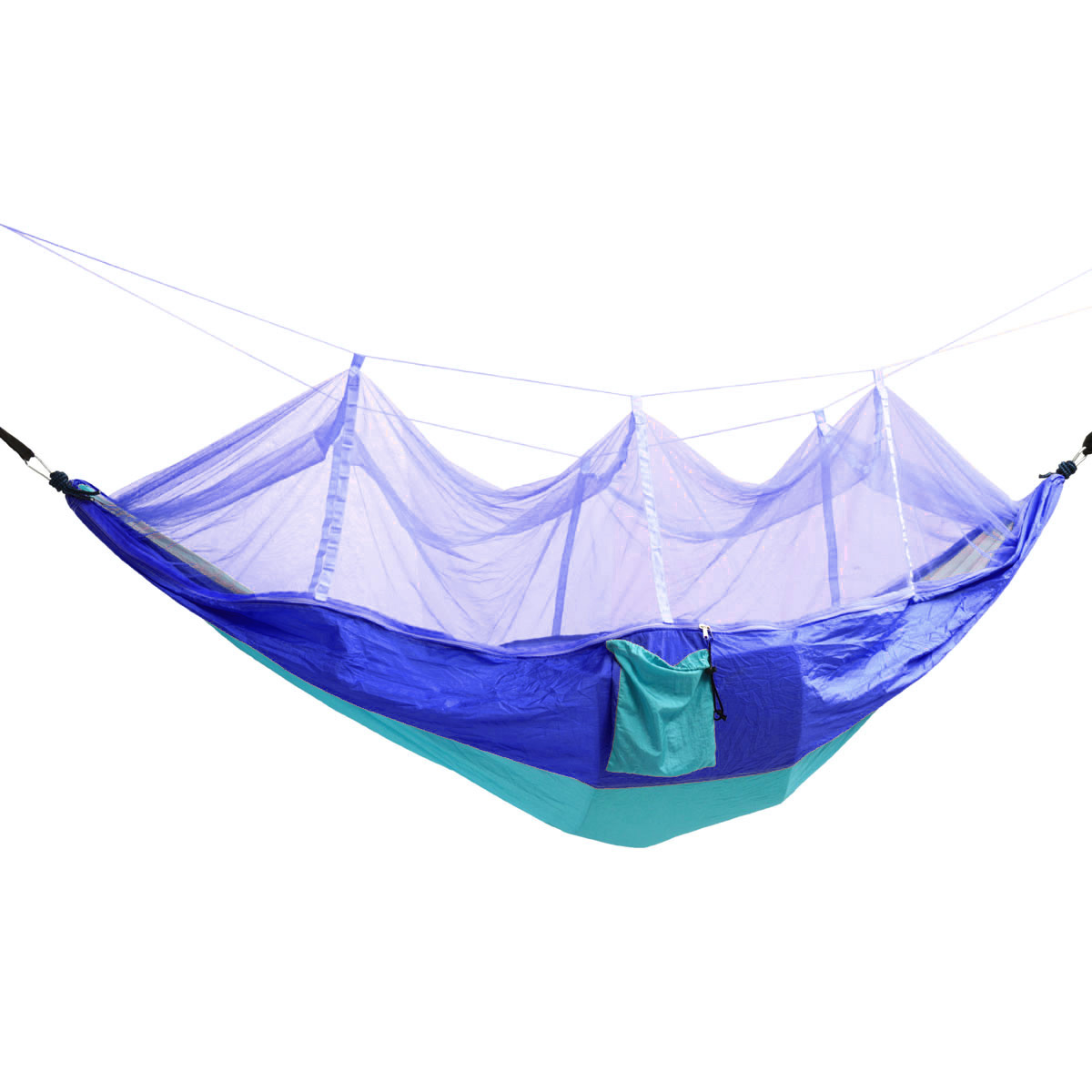 Outdoor Mosquito Net Double Hammock Hanging Swing Bed ...