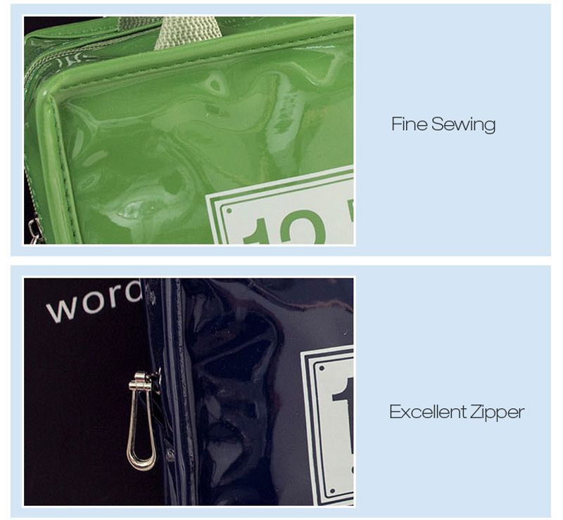 Waterproof Makeup Bag Portable PVC Lunch Bag Tote Bags Food Picnic Insulation Cooler Outdoor Ice Bag