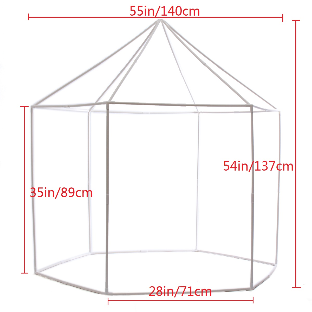 Portable Princess Children Toy Tent Ocean Ball Pool Baby Kids Indoor Outdoor Shelter