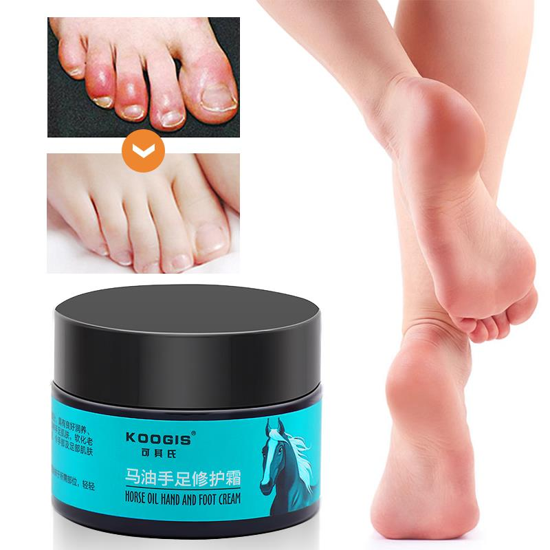 KOOGIS House Oil Hand Foot Cream Moisturizing 30g