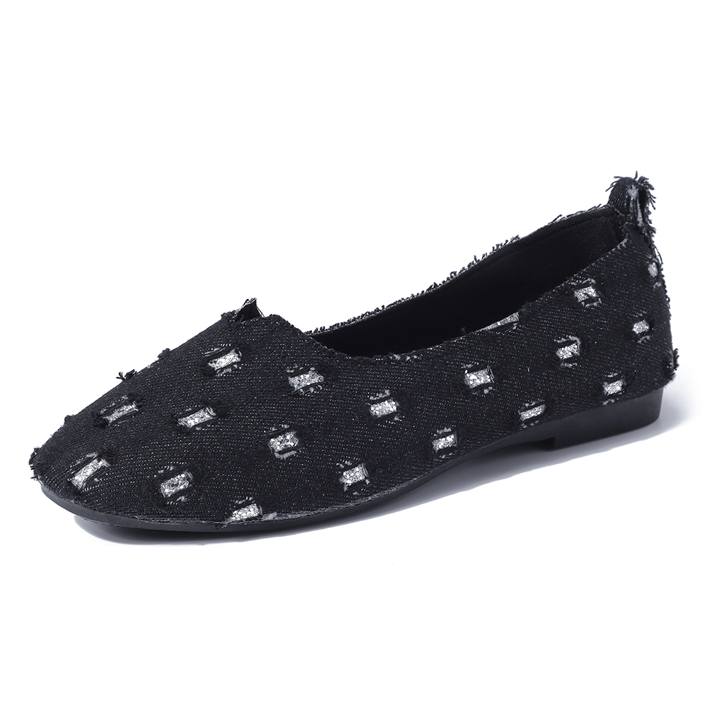 Women Flats Slip On Ladies Comfortable Casual Shoes