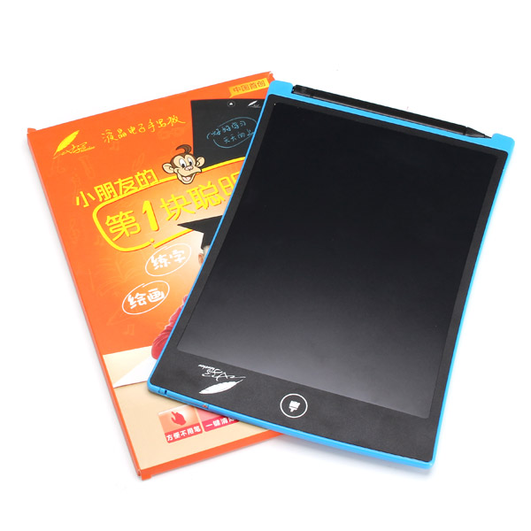 Howshow 8.5inch E-Note Paperless LCD Writing Tablet Office Family School Drawing Graffiti Toy Gift