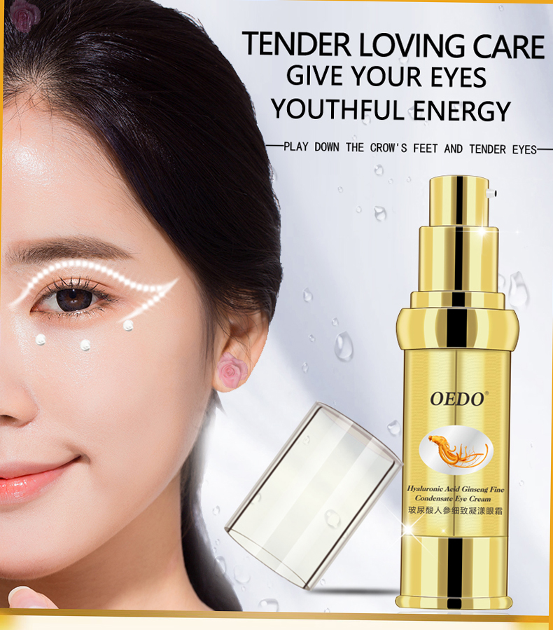 OEDO Hyaluronic Acid Ginseng Eye Cream