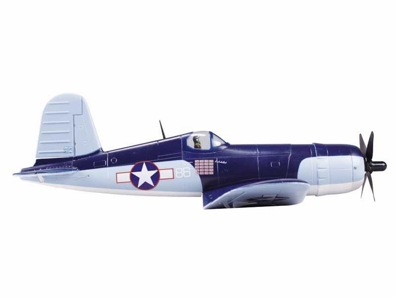 F4U F4U-1A Corsair 680mm Wingspan EPS Warbird RC Airplane PNP