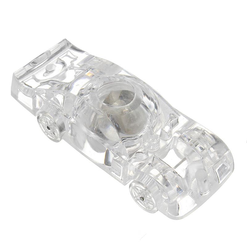 3PC Funny Mini Crystal Flashing Car Novelties Toys Friends Children Birthday Gift