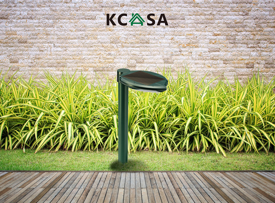 KCASA KC JK502 Gradening Acoustic Wave Vibration Animal Repeller Bird Snake Repeller