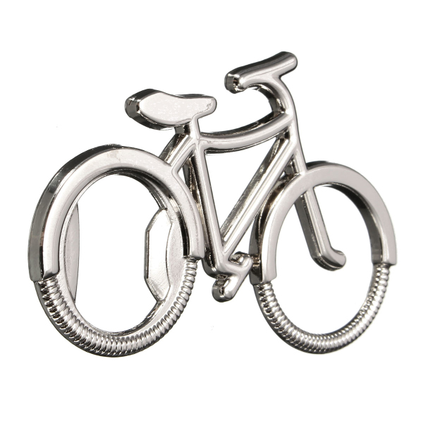 Bicycle Bike Shape Bottle Opener Beer Cap Opene Wedding Favor Party Reception Birthday Bar Tool