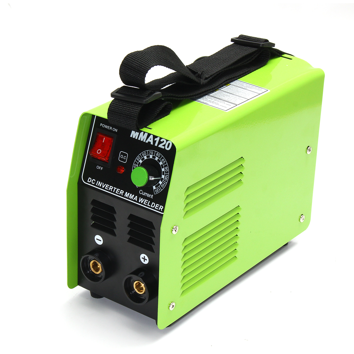 Portable MMA-120 Welding Machine DC Inverter for MMA Welding Tools 110V 220V